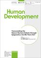 Couverture de l'ouvrage Transcending the Nature-Nurture Debate through Epigenetics: Are We There Yet?
