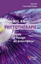 Couverture de l'ouvrage Conseil en phytothérapie