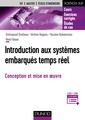 Couverture de l'ouvrage Introduction aux systèmes embarqués temps réel