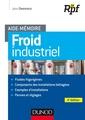 Couverture de l'ouvrage Froid industriel