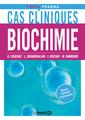 Couverture de l'ouvrage Cas cliniques biochimie
