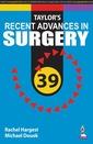 Couverture de l'ouvrage Taylor's Recent Advances in Surgery 39