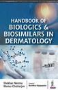 Couverture de l'ouvrage Handbook of Biologics & Biosimilars in Dermatology