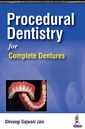Couverture de l'ouvrage Procedural Dentistry for Complete Dentures