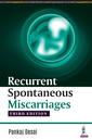 Couverture de l'ouvrage Recurrent Spontaneous Miscarriages