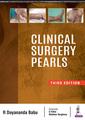 Couverture de l'ouvrage Clinical Surgery Pearls