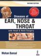Couverture de l'ouvrage Diseases of Ear, Nose & Throat