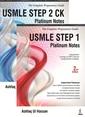 Couverture de l'ouvrage USMLE Platinum Notes Step 1