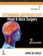 Couverture de l'ouvrage Otorhinolaryngology- Head & Neck Surgery