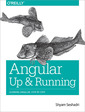 Couverture de l'ouvrage Angular: Up and Running