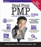 Couverture de l'ouvrage Head First PMP