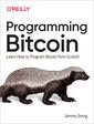 Couverture de l'ouvrage Programming Bitcoin
