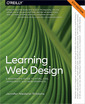 Couverture de l'ouvrage Learning Web Design