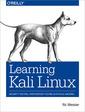 Couverture de l'ouvrage Learning Kali Linux