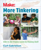 Couverture de l'ouvrage Make: More Tinkering