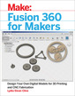 Couverture de l'ouvrage Fusion 360 for Makers