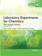 Couverture de l'ouvrage Laboratory Experiments for Chemistry: The Central Science, Global Edition