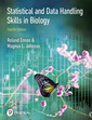 Couverture de l'ouvrage Statistical And Data Handling Skills in Biology