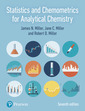 Couverture de l'ouvrage Statistics and Chemometrics for Analytical Chemistry