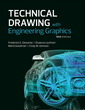 Couverture de l'ouvrage Technical Drawing with Engineering Graphics