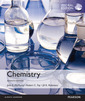 Couverture de l'ouvrage Chemistry, Global Edition