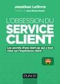 Couverture de l'ouvrage L'obsession du service client