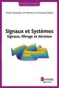 Couverture de l'ouvrage Signaux et systèmes