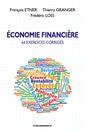 Couverture de l'ouvrage ÉCONOMIE FINANCIÈRE