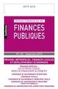Couverture de l'ouvrage Régions, métropoles : finances locales et développement économique