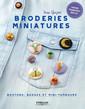 Couverture de l'ouvrage Broderies miniatures