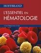 Couverture de l'ouvrage L'essentiel en hématologie