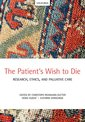 Couverture de l'ouvrage The Patient's Wish to Die