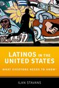 Couverture de l'ouvrage Latinos in the United States