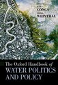 Couverture de l'ouvrage The Oxford Handbook of Water Politics and Policy
