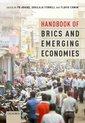 Couverture de l'ouvrage Handbook of BRICS and Emerging Economies