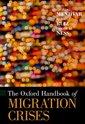 Couverture de l'ouvrage The Oxford Handbook of Migration Crises