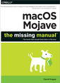 Couverture de l'ouvrage macOS Mojave : The Missing Manual