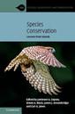 Couverture de l'ouvrage Species Conservation