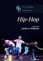 Couverture de l'ouvrage The Cambridge Companion to Hip-Hop