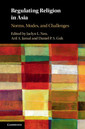 Couverture de l'ouvrage Regulating Religion in Asia