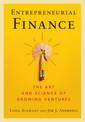 Couverture de l'ouvrage Entrepreneurial Finance