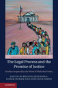 Couverture de l'ouvrage The Legal Process and the Promise of Justice