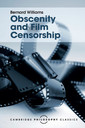 Couverture de l'ouvrage Obscenity and Film Censorship