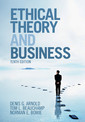 Couverture de l'ouvrage Ethical Theory and Business