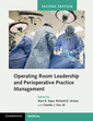 Couverture de l'ouvrage Operating Room Leadership and Perioperative Practice Management
