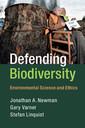Couverture de l'ouvrage Defending Biodiversity