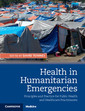 Couverture de l'ouvrage Health in Humanitarian Emergencies