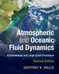 Couverture de l'ouvrage Atmospheric and Oceanic Fluid Dynamics