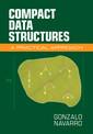 Couverture de l'ouvrage Compact Data Structures