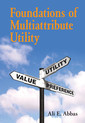 Couverture de l'ouvrage Foundations of Multiattribute Utility